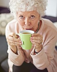 Elderly Hot Chocolate Improve Health