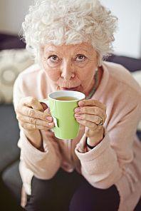 Elderly Hot Chocolate Improve Health